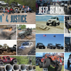 Jeepin' 4 Justice and Jeep Beach!
