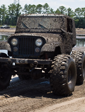 Things to Keep in Mind When Lifting Your Jeep
