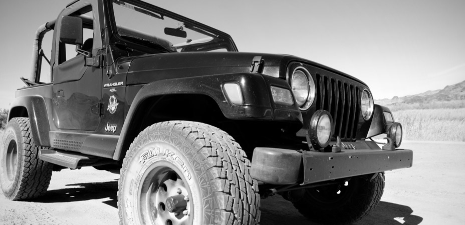 Beyond the Stock: The Journey to Jeepness