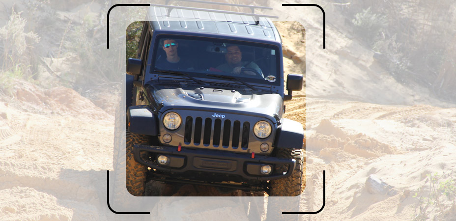 How to Shoot a Jeepin' Adventure