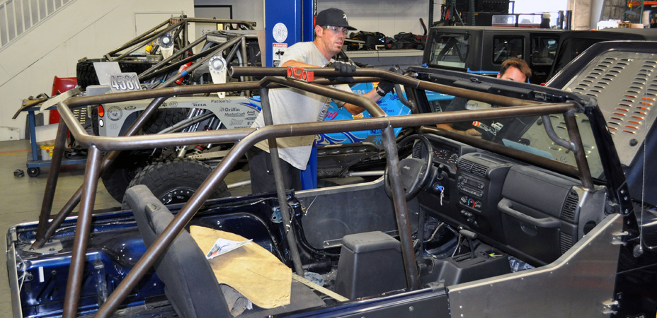 Roll Cage Faceoff: Bolts vs. Welds